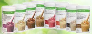 Herbalife για σωστή διατροφή